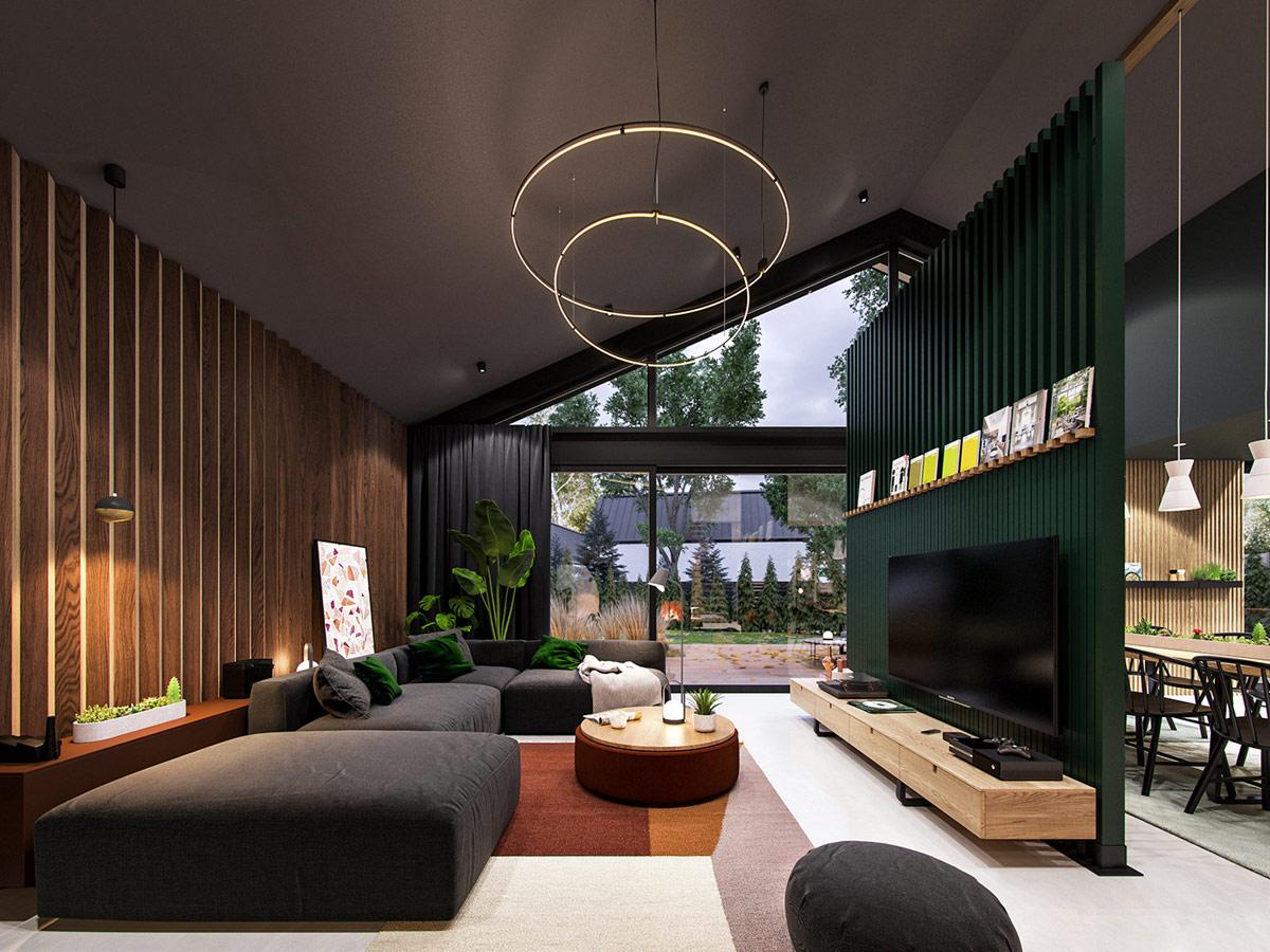 Основные стили современного интерьерного дизайна
